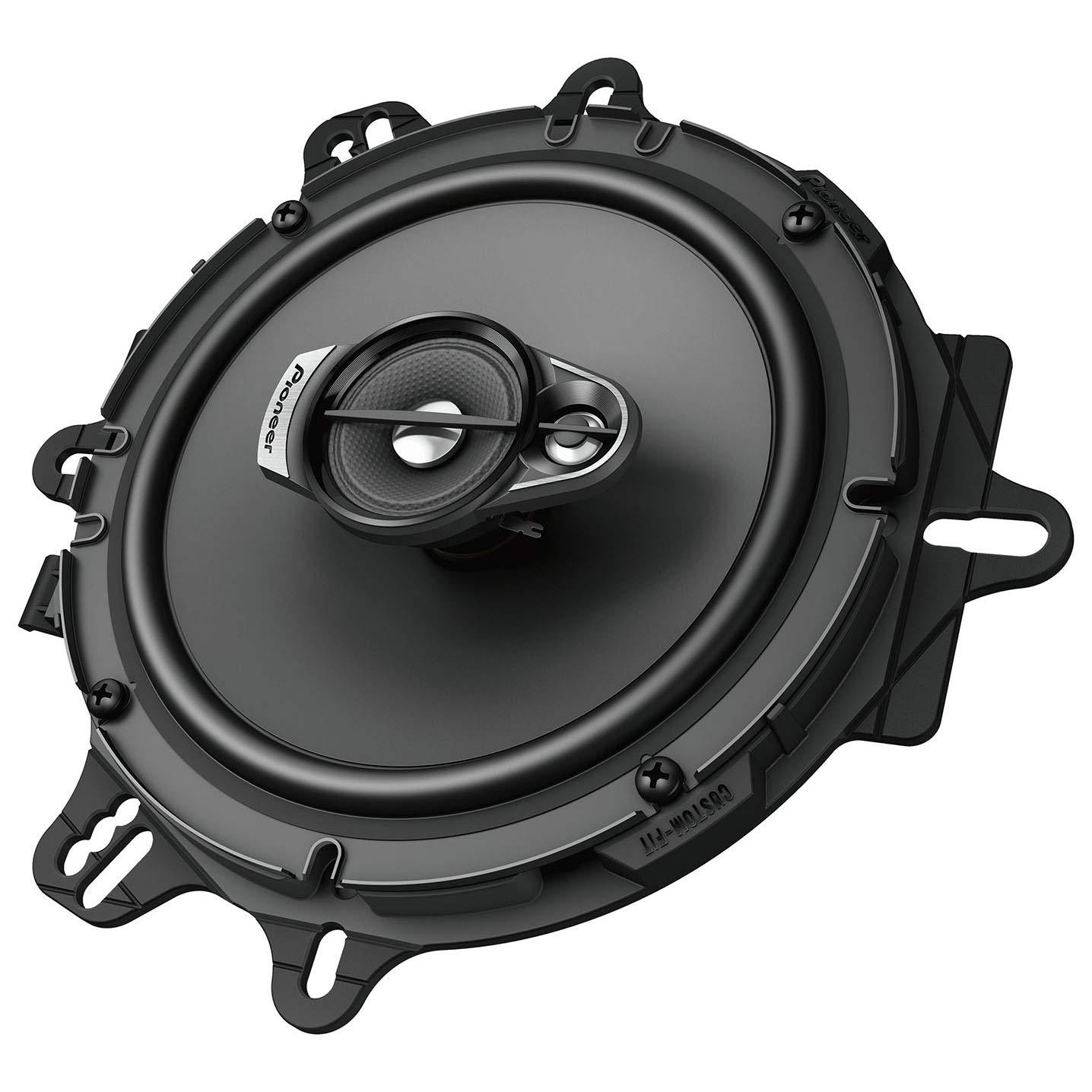Sistema Combinato a 2 Vie Pioneer TS-A1600C Colore: Nero 16,5 cm 350 W