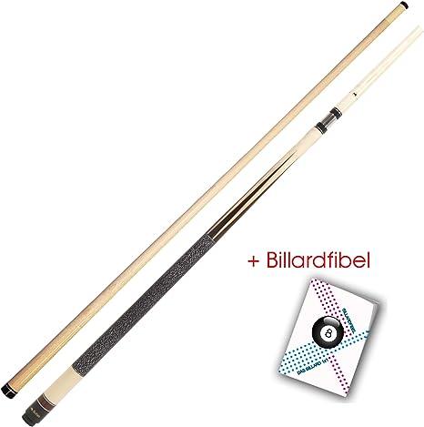 Taco de Billar Buffalo Premium 1 2 Piezas: Amazon.es: Deportes y ...