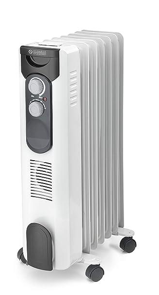 Termosifoni Ad Olio Quanto Consumano.Olimpia Splendid 99620 Caldorad 7 Radiatore Ad Olio 1500 W Bianco