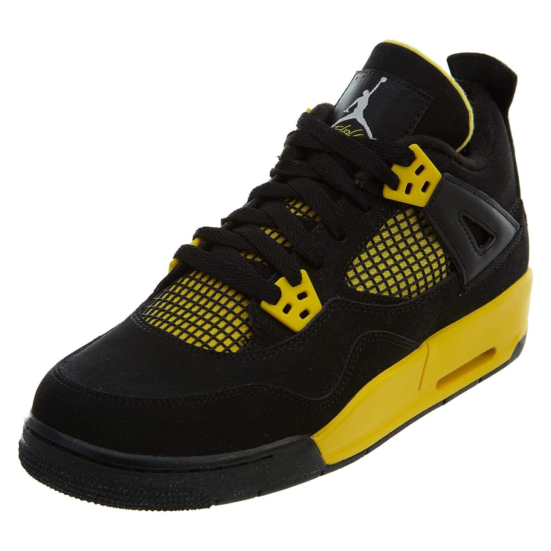 NIKE Air Jordan 4Retro BG Sneakers, Bambini NIKE Air Jordan 4Retro BG Sneakers Air Jordan 4 Retro BG