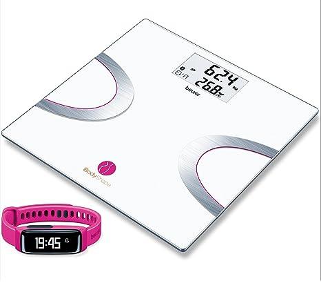 Beurer BF 710 + AS 81 - Sistema BodyShape 3 en 1, con App en