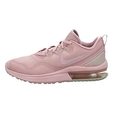 7cb2823a9e253 Nike Women's WMNS Air Max Fury Competition Running Shoes, Multicolour (Rust  Pink/Sand