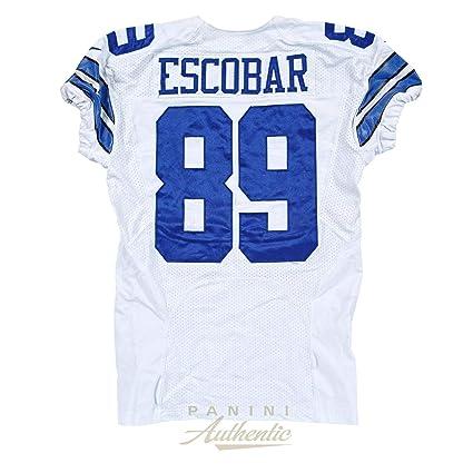 buy popular f2e32 edbd2 Gavin Escobar Game Worn Dallas Cowboys Jersey From 10/11 ...