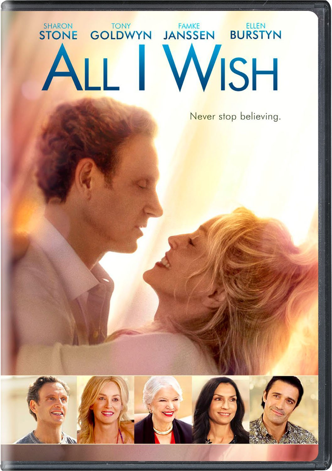 Book Cover: All I Wish