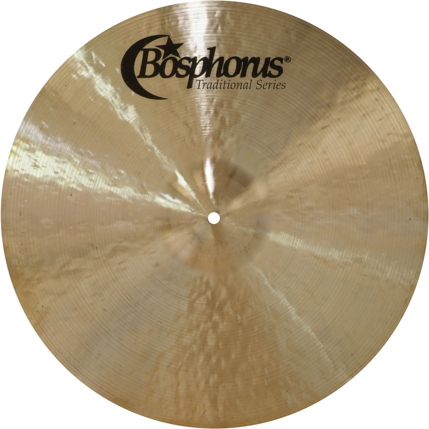 Bosphorus Cymbals T20RT 20-Inch Traditional Series Ride Cymbal by Bosphorus Cymbals