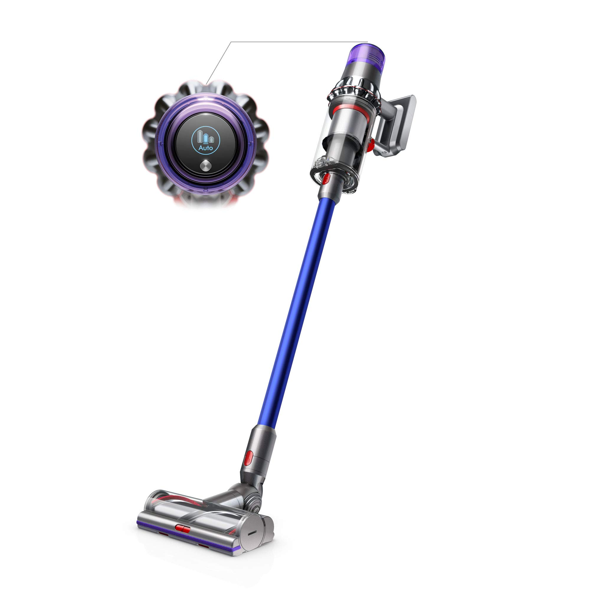 Dyson V11 Torque Drive Cordless Vacuum Cleaner, Blue by Dyson