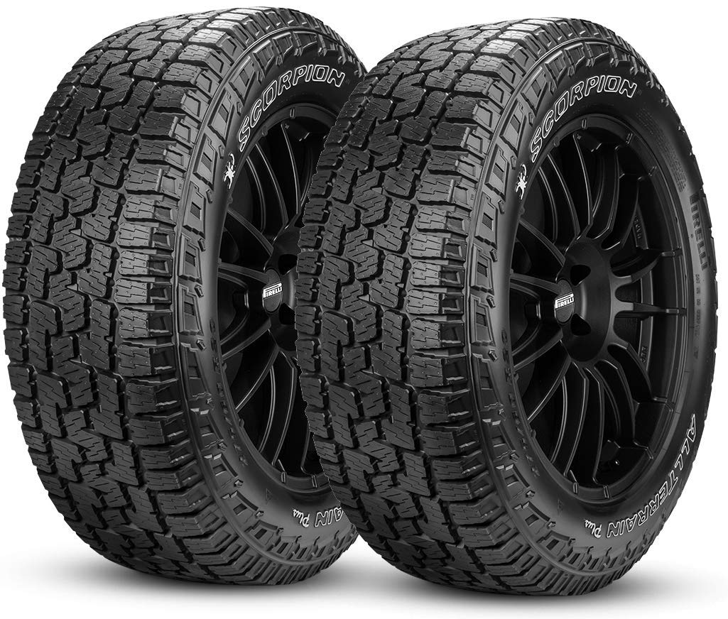 Pirelli Scorpion All Terrain Plus All Radial Tire-265//65R18 114T