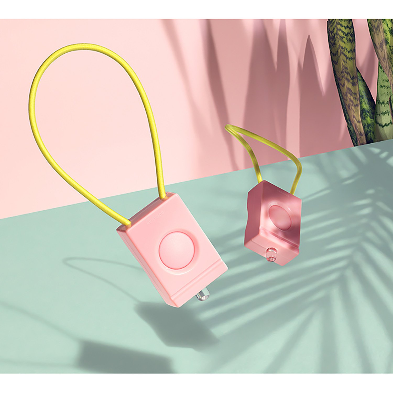 Bookman Lighting Kit Light Sunset Pink 345