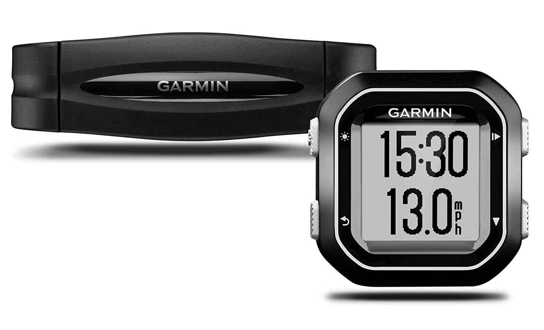Garmin Edge 25 HR GPS + Monitor de frecuencia Cardi&aacuteca ...