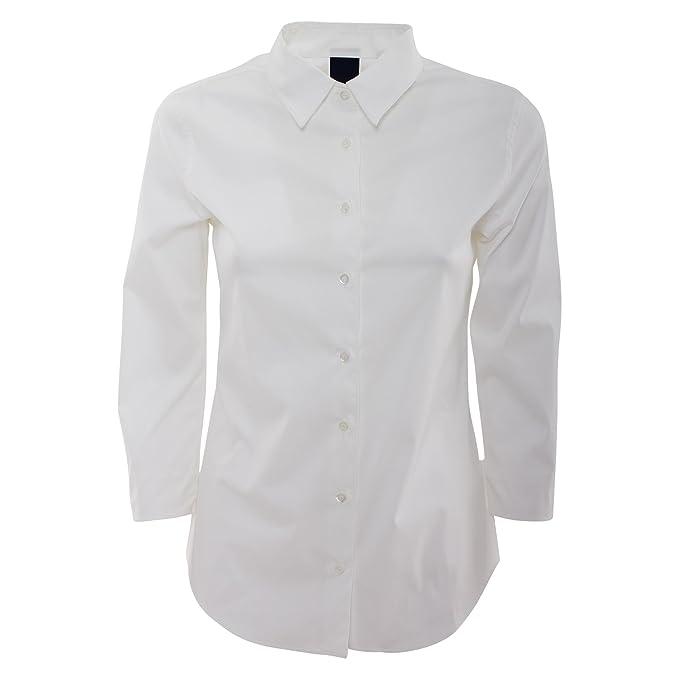 Mujer Talla Amazon La 44 es Weiß Marca De Aspesi Camisas Para Iqw7E1