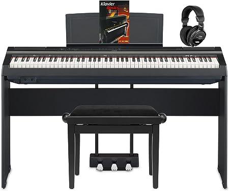 Yamaha P de 125B Stage Piano Juego completo (88 teclas ...