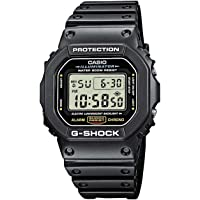 Casio G-Shock Classic Black Digital Dw5600-1 Watch