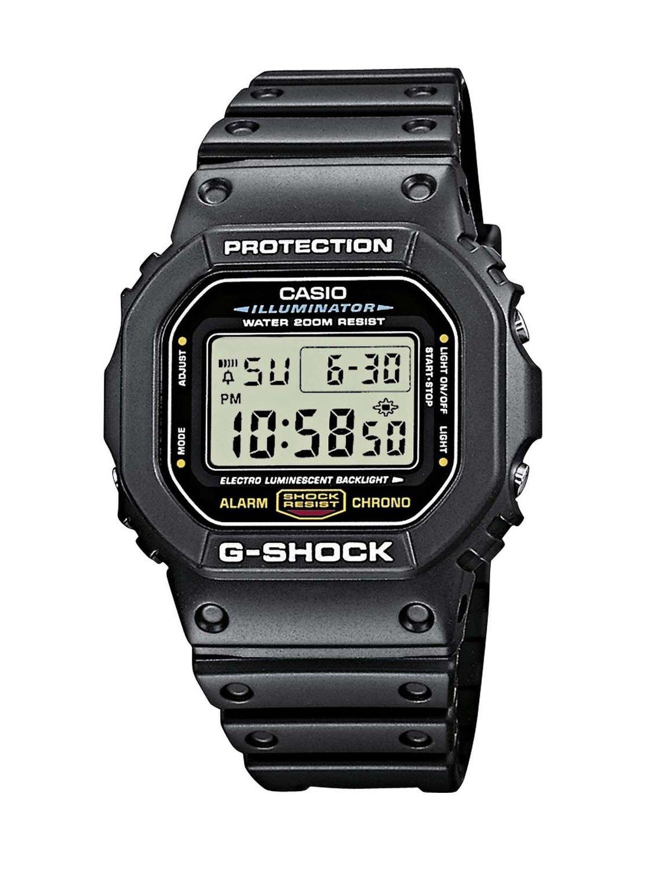 Casio Wristwatches (Model: DW5600E-1V) by Casio