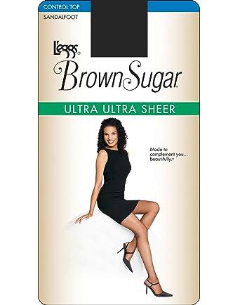 7a04b8b2f0e L eggs Brown Sugar Control Top   74402 at Amazon Women s Clothing store