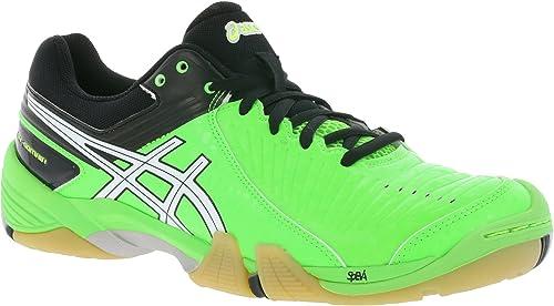 Asics Gel-Domain 3 - Zapatillas de Tela para Hombre Verde Verde, Color Verde, Talla 49: Amazon.es: Zapatos y complementos