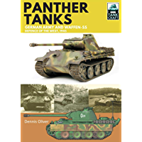 Panther Tanks: Germany Army and Waffen-SS, Defence of the West, 1945 (TankCraft)