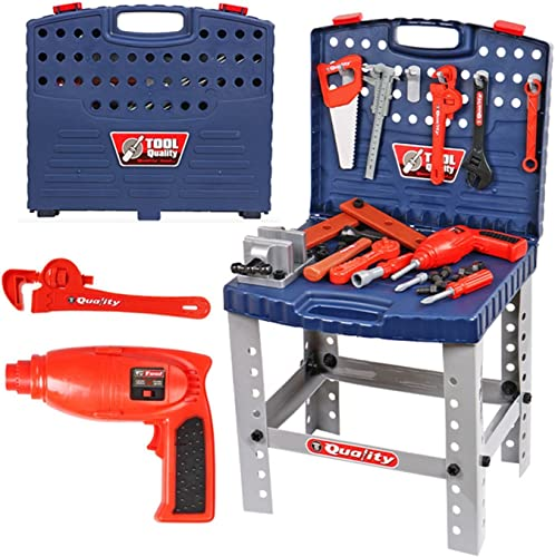 Liberty Imports Toy Tool Workbench