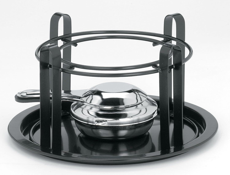 Trudeau Multi 12-Piece Stainless-Steel Fondue Set 082596