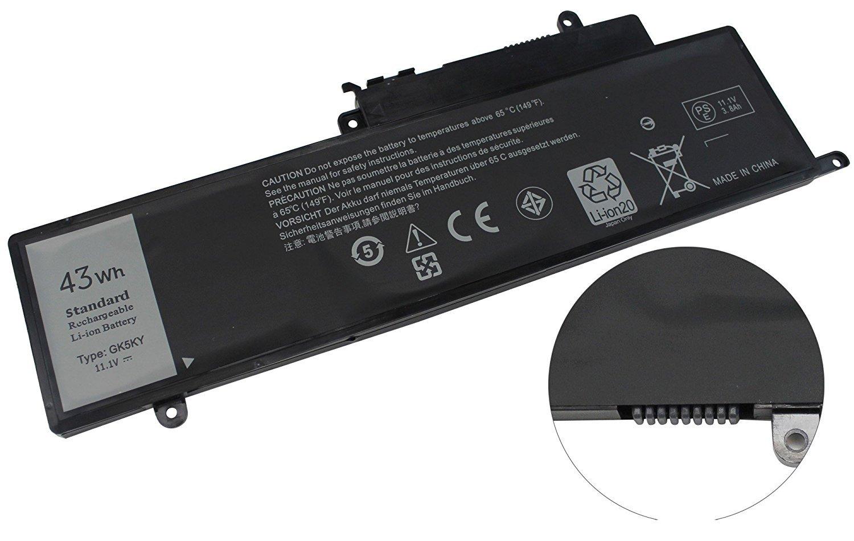 Bateria 11.1V 43WH GK5KY Dell Inspirion 11 3000 series 3147