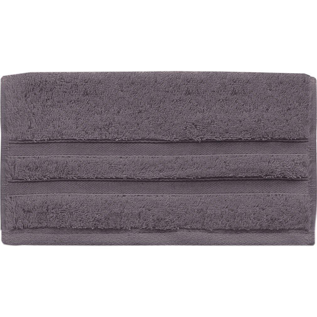 Guest Towel 30x50cm Combed Cotton/Modal sensilk/600g/m², white, 30x50 Sensei La Maison du Coton