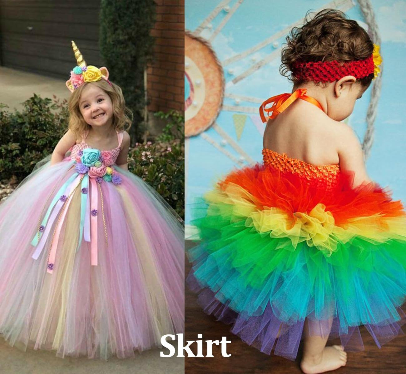 9 Tulle Rolls Rainbow Tulle Colors Roll Fabric Spool 6'' by 25 Yard Spool for Wedding Tutu and Table Skirt Decoration by ilauke (Image #3)