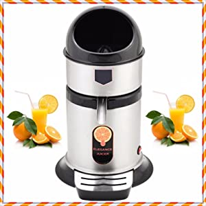 PROFESSIONAL Commercial industrial Hotel Restaurant Catering Cafe Bar Juice Extractor Electric Cold Press Stainless Steel Juicer Machine 220V