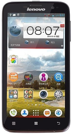 Lenovo A850 Black Amazonin Electronics