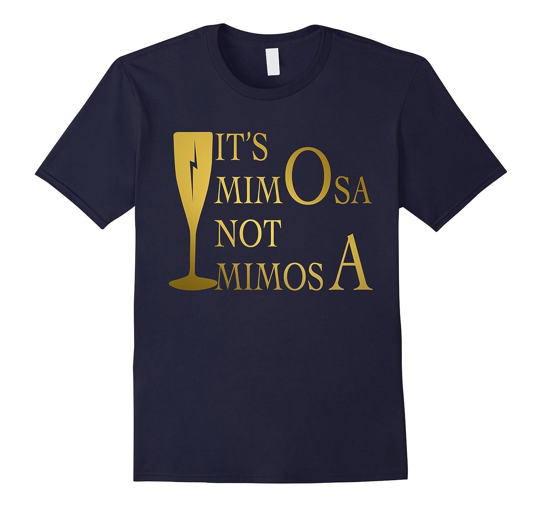 Women Tee - Its mimO-sa not mi-mosA