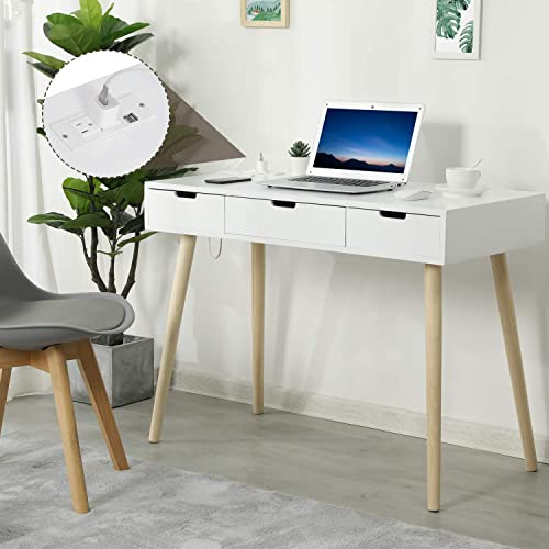 Tiptiper Writing Desk