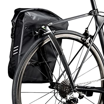 Tailfin Super luz paquete | T1 carbono bicicleta alforja accesorio ...