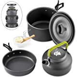 cd9a6a09592 Andes 2 Person Camping Cook Set