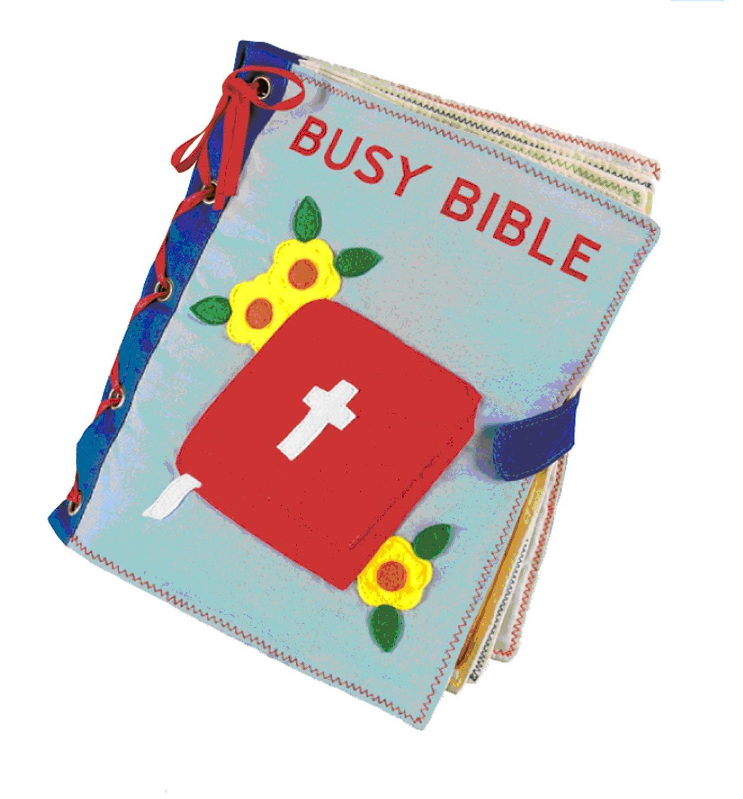 The Busy Bible Bob Starks 9780971202207 Amazon Com Books
