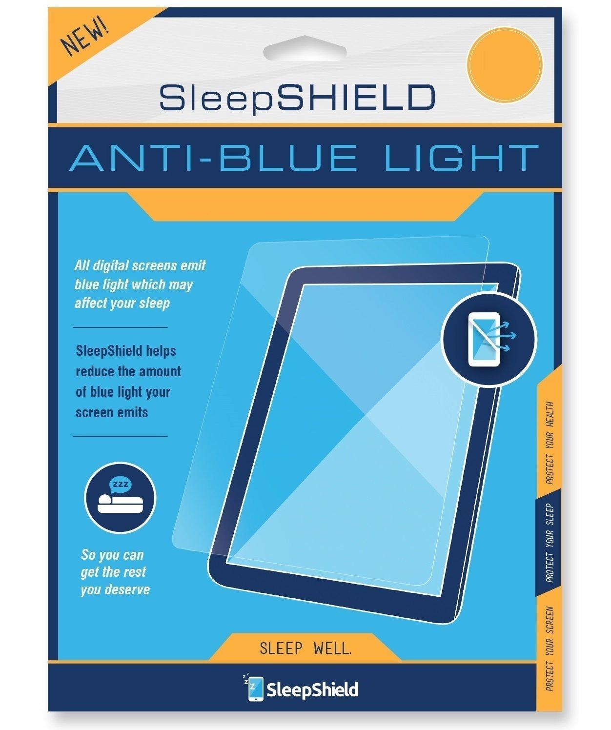 SleepShield IPad Mini Blue Light Filter   Protect Your Sleep With The  Orginal Blue Light Filter: Amazon.co.uk: Computers U0026 Accessories