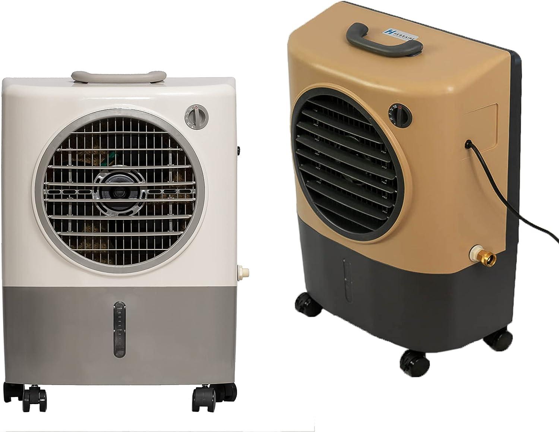 Hessaire MC18M Portable Air Conditioner- Affordable Air Conditioner