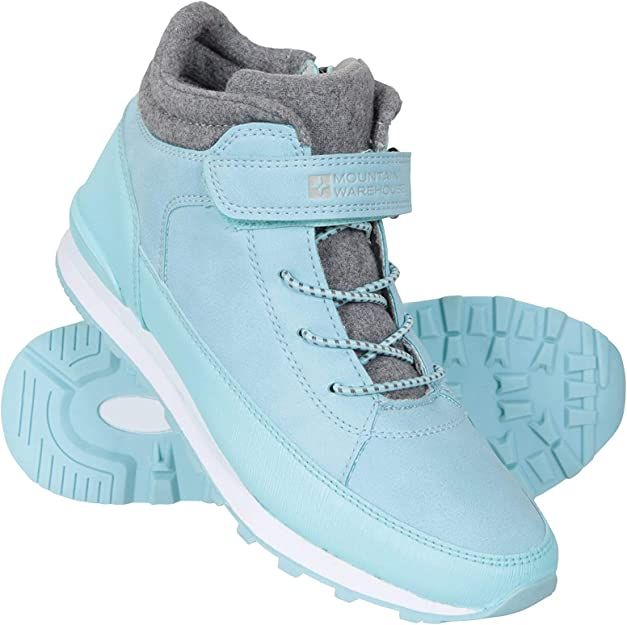 Mountain Warehouse Lakeland Kids Hiking Boots for Travelling