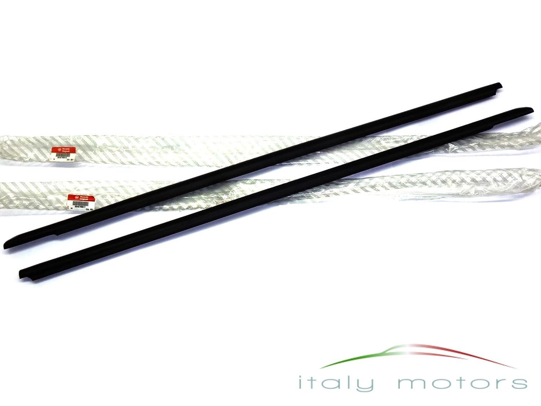 Set links rechts Original Alfa Romeo 147-3 T/ürer- T/ürdichtungen Dichtung Fenster vorne 46795518 46795517