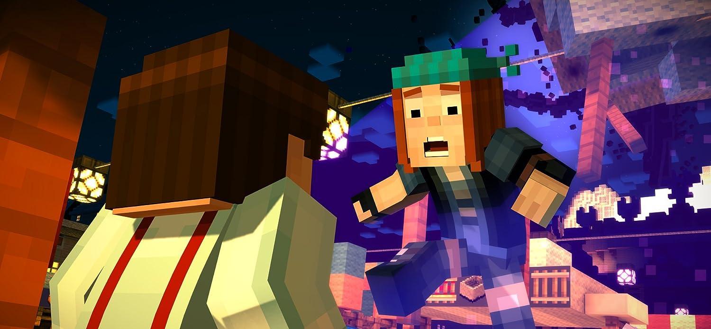 Amazon.com: Minecraft: Story Mode - Season Disc - Xbox One: Ui  Entertainment: Video Games