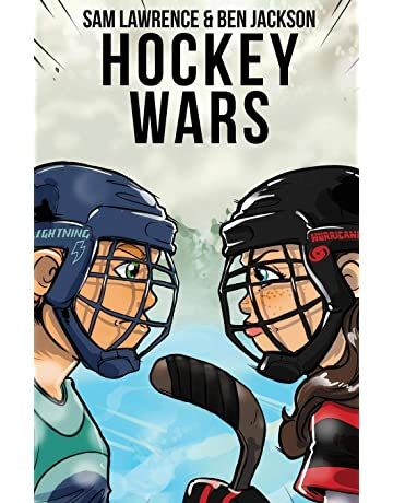 Children S Hockey Books