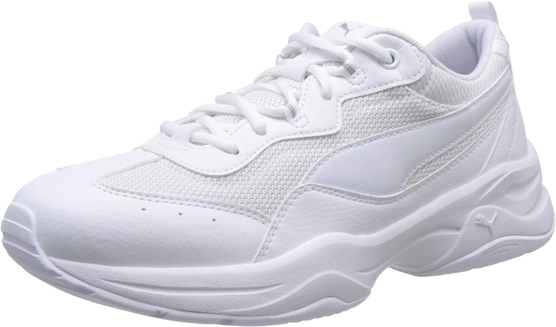 PUMA Cilia, Zapatillas para Mujer: Amazon.es: Zapatos y complementos