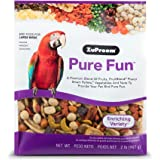Pure Fun Bird Food, Available for Various Sizes