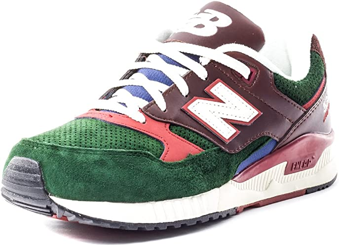 Precipicio Escepticismo manga  New Balance M530 90s Running Woods Mens Trainers: Amazon.co.uk: Shoes & Bags