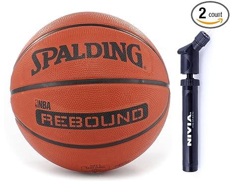 Amazon.com: Spalding – 5 Combo (de rebote de baloncesto ...