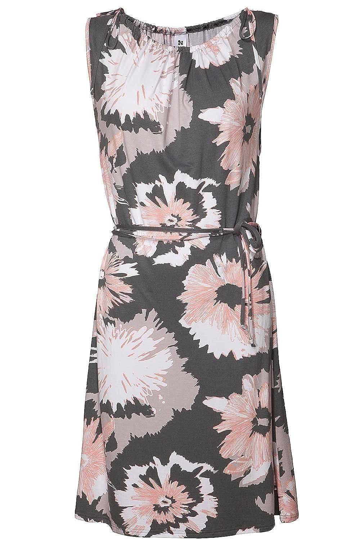Nanso Women's Dress Light without Arm Schulterschn眉rung Length 95 CM Size L / XL / XXL