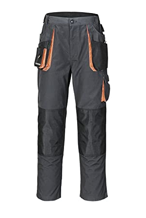 Terratrend Job Kurze Arbeitshose Bundhose in grau von Terratrend Shorts