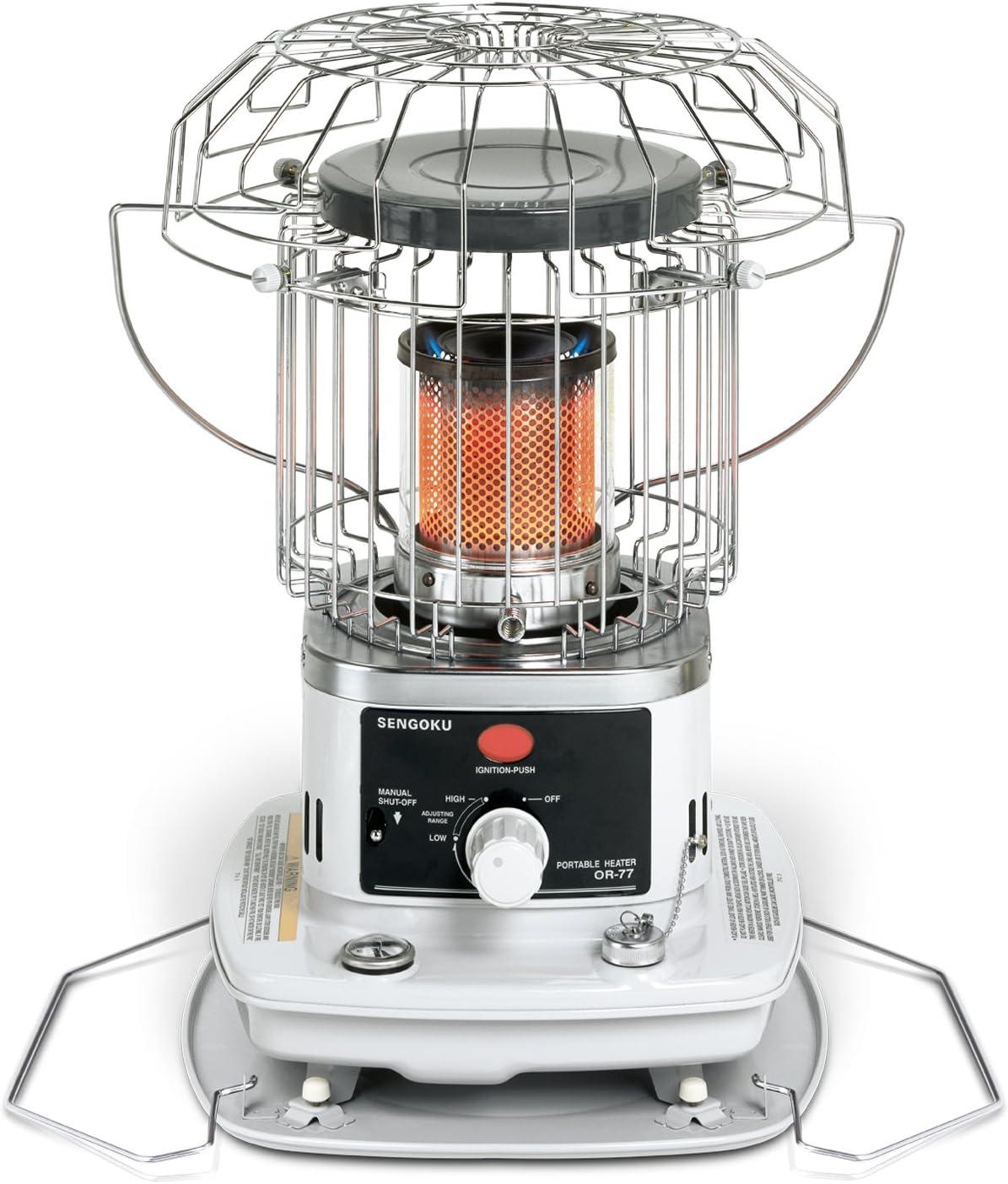 Sengoku HeatMate Omni-Radiant Kerosene Heater