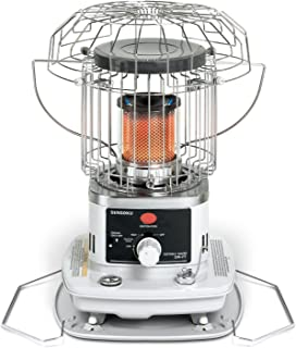 Sengoku HeatMate 10,000-BTU Portable Indoor/Outdoor Omni-Radiant Kerosene Heater, OR