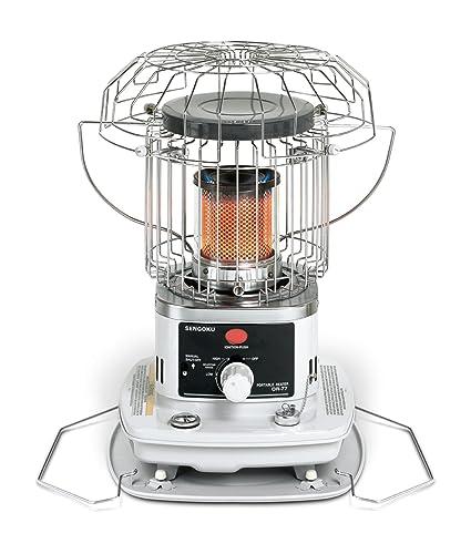 amazon com sengoku heatmate 10 000 btu portable indoor outdoor omni rh amazon com Sengoku CTN-110 KeroHeat 10000 BTU Portable Radiant Kerosene Heater Beige Portable Indoor Kerosene Heater