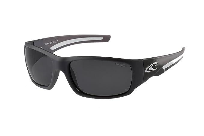 O'Neill Zepol 113P gloss grey crystal Sport polarisierte Sonnenbrille rhwP1t