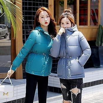 JunXian Winter Jacket Women Fur Cotton Padded Jacket Female Parka Womens Jacket Winter Coat for Woman