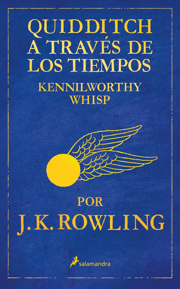 Download Quidditch a traves de los tiempos (Spanish Edition) PDF